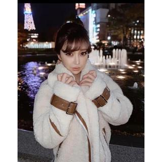 eimy istoire - エイミーイストワール☆ビッグボアジャケット