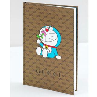 グッチ(Gucci)のCanCam GUCCI ドラえもん 付録 ノート(ぬいぐるみ)