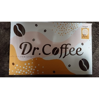 新品未開封 ドクターコーヒー キャラメルラテ味