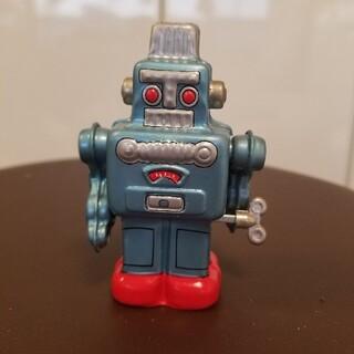 イケア(IKEA)のロボット 昭和 レトロ ぜんまい式 おもちゃ(インテリア雑貨)