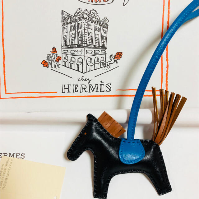 Hermes(エルメス)の💕ロデオチャーム  PM 新品未使用💕 レディースのアクセサリー(チャーム)の商品写真