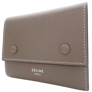 celine - セリーヌ財布 スモールフォールデッドマルチファンクション 40800065003