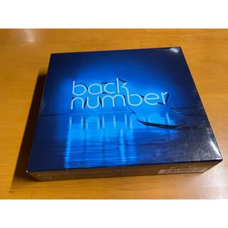 バックナンバー(BACK NUMBER)のback number アンコール 初回限定盤A Blu-ray(ポップス/ロック(邦楽))