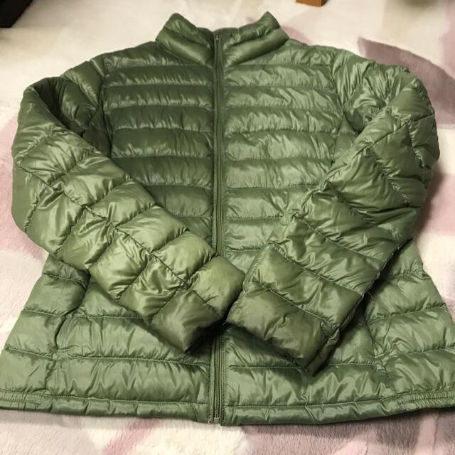 UNIQLO(ユニクロ)のユニクロ ウルトラライトダウンジャケットM レディースのジャケット/アウター(ダウンジャケット)の商品写真