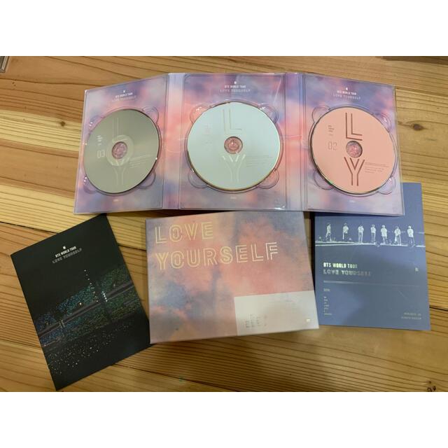 防弾少年団(BTS)(ボウダンショウネンダン)のLOVE YOURSELF ワールドツアー Soul エンタメ/ホビーのCD(K-POP/アジア)の商品写真