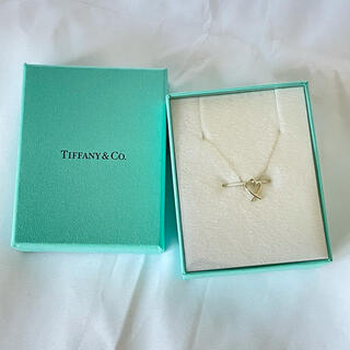 Tiffany & Co. - ティファニー ラビングハート ネックレス TIFFANY パロマピカソ