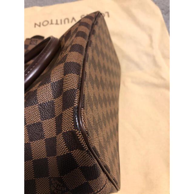 LOUIS VUITTON(ルイヴィトン)のルイ・ヴィトン ダミエ サレヤ PM ハンドバッグ N51183 レディース レディースのバッグ(ハンドバッグ)の商品写真