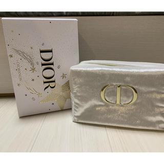 Dior - Dior ディオール ポーチ スノーエッセンスホリデイ