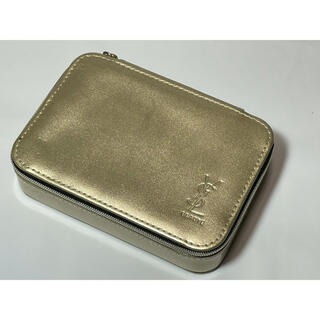 Yves Saint Laurent Beaute - 未使用品■YvesSaintLaurent イヴサンローラン ポーチ ゴールド