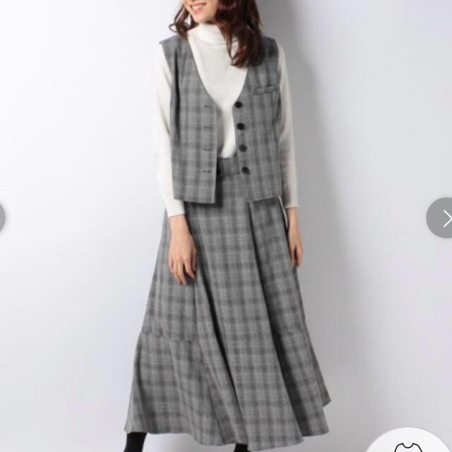 Mystrada(マイストラーダ)のマイストラーダ レディースのスカート(ひざ丈スカート)の商品写真