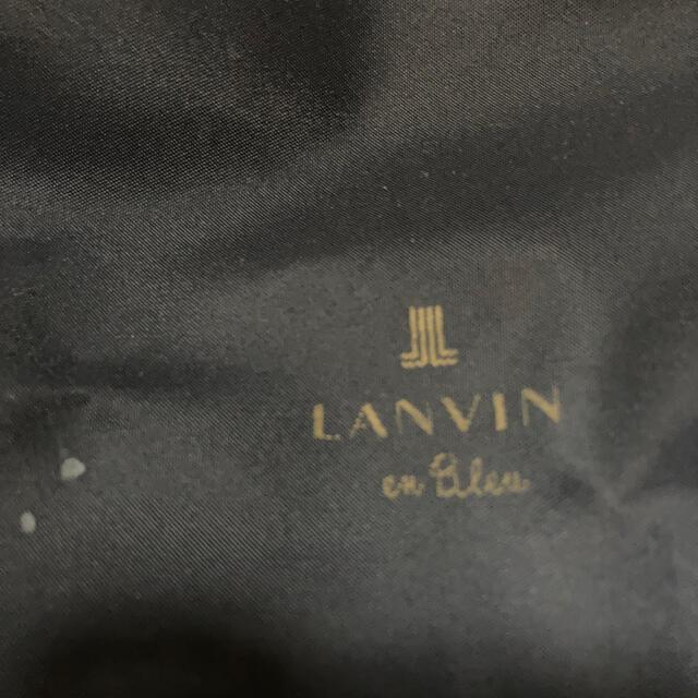 LANVIN en Bleu(ランバンオンブルー)のランバンオンブルー バッグ レディースのバッグ(リュック/バックパック)の商品写真