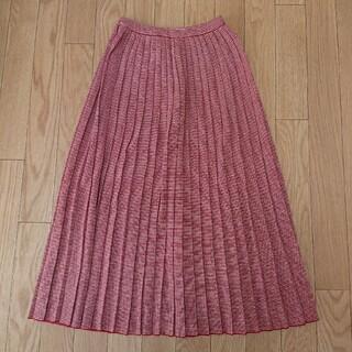 PINK HOUSE - ピンクハウスのニットのスカート