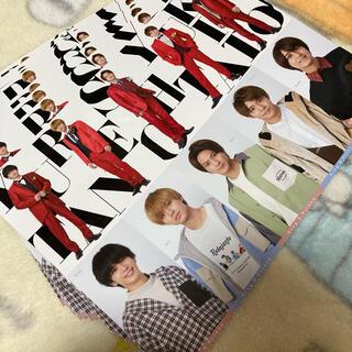 Johnny's - Myojo 厚紙シート King & Prince キンプリ