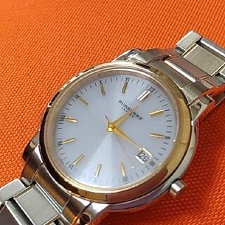 BURBERRY - BURBERRY ソーラー レディース腕時計