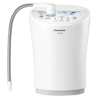 パナソニック(Panasonic)のアルカリイオン整水器 TK-AS46-W [パールホワイト](その他)