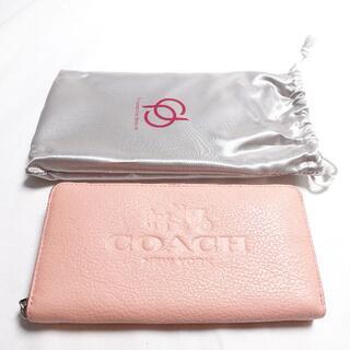 COACH - [COACH]レディース 長財布 ピンク