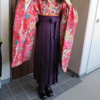 キャサリンコテージ 袴セット サイズ140(和服/着物)