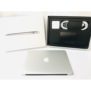 Mac (Apple) - ☆美品☆MacBook Air 13インチ 2015