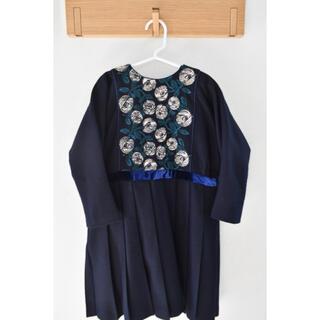 ミナペルホネン(mina perhonen)のミナペルホネン フォーマルワンピース(ドレス/フォーマル)