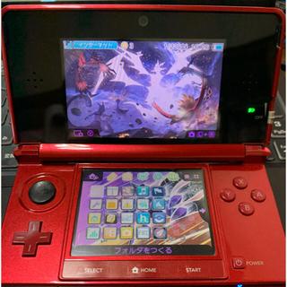 ニンテンドー3DS - 3DS cfw導入済