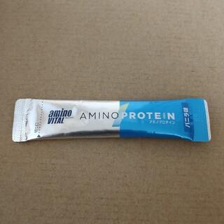 アジノモト(味の素)のアミノバイタル アミノプロテイン バニラ44本+おまけ(プロテイン)