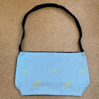 mina perhonen - ミナペルホネン  ハンドメイド バッグ 短期間の出品です