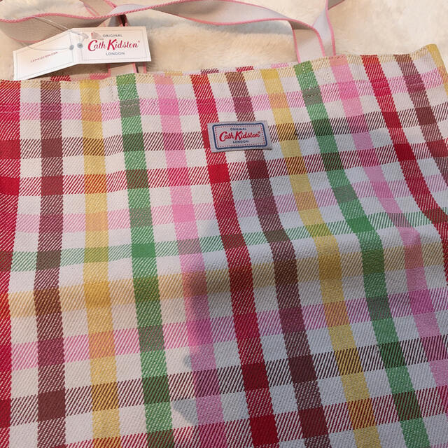 Cath Kidston(キャスキッドソン)のキャスキッドソン トートバッグ 新品 レディースのバッグ(トートバッグ)の商品写真