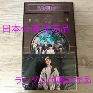 防弾少年団(BTS) - BTS magic shop 日本公演 ブルーレイ ユンギ ランダムフォト 完品