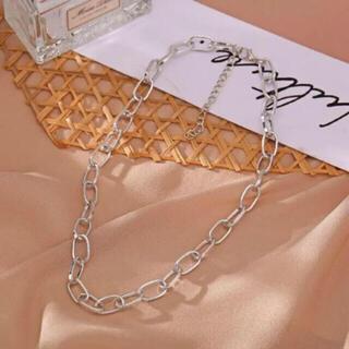 フリークスストア(FREAK'S STORE)のchain necklace-silver-(ネックレス)