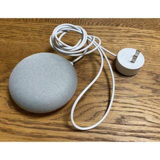 グーグル(Google)のGoogle Home mini チョーク(スピーカー)
