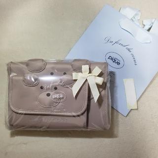 gelato pique - 【新品・未使用】ジェラートピケ 母子手帳ケース くま Sサイズ Lサイズ セット