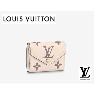 LOUIS VUITTON - LOUIS VUITTON 最新作 ルイヴィトン折財布ポルトフォイユ入手困難