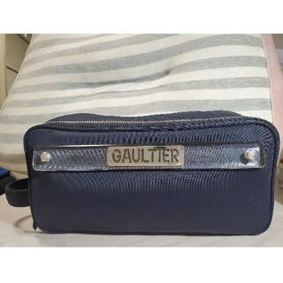 ジャンポールゴルチエ(Jean-Paul GAULTIER)の新品未使用オススメ🎩【JEANPAULGAULTIER】🎩セカンドバッグ👜(ハンドバッグ)