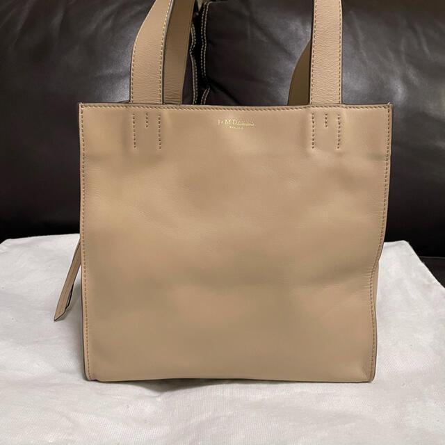 J&M DAVIDSON(ジェイアンドエムデヴィッドソン)の【ほぼ未使用】J&M Davidson / BELLE S レディースのバッグ(トートバッグ)の商品写真