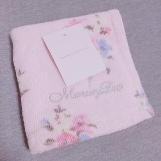 MERCURYDUO - MERCURYDUO 花柄 ピンク ハンカチ