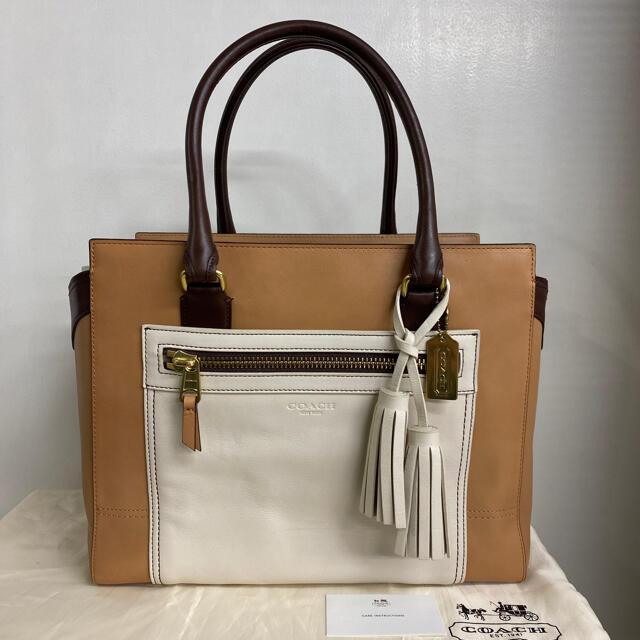 COACH(コーチ)のCOACH トートバッグ 未使用 正規品 レディースのバッグ(トートバッグ)の商品写真