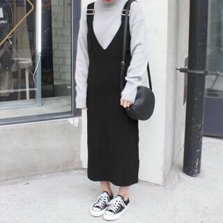 IENA SLOBE - スローブイエナ  ニットジャンパースカート