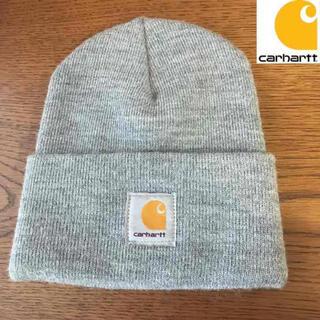 carhartt - カーハート ニット帽 グレー