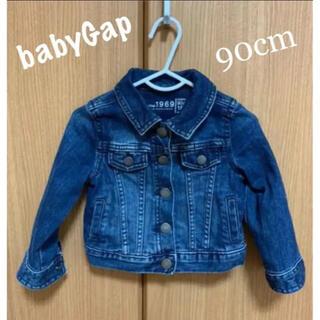 babyGAP - ベビーギャップ デニムジャケット 90cm アウター キッズ