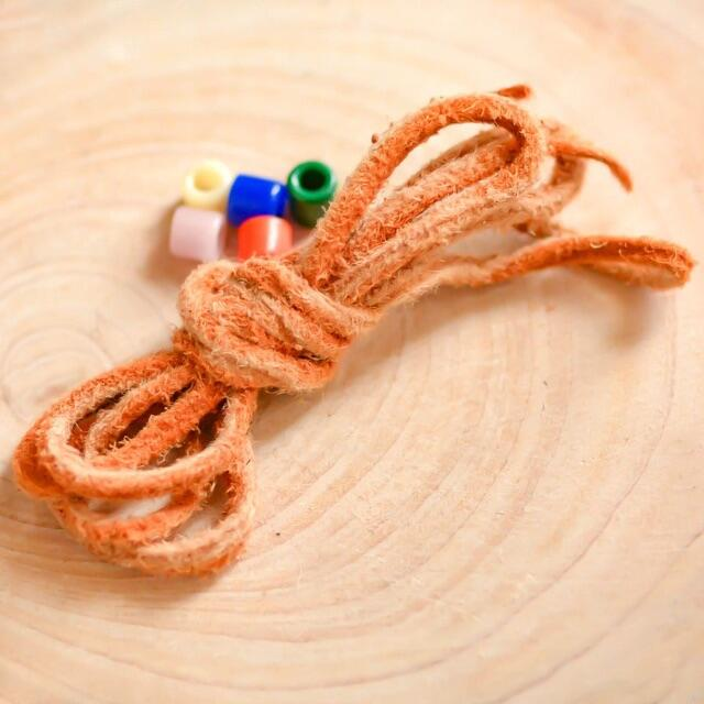goro's(ゴローズ)の【新品】Goro's ゴローズ 革紐(カラー各種) ※一本の値段です メンズのアクセサリー(ネックレス)の商品写真