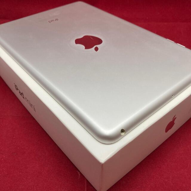 Apple(アップル)のiPad mini 1 (初代) Wi-Fi 16GB 美品 スマホ/家電/カメラのPC/タブレット(タブレット)の商品写真