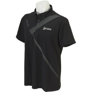 スリクソン(Srixon)の【中古】スリクソン/SRIXON デサント/DESCENTE 半袖ポロシャツ L(ウエア)