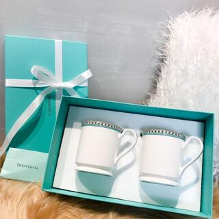 Tiffany & Co. - Tiffany マグカップ ペア ティファニー