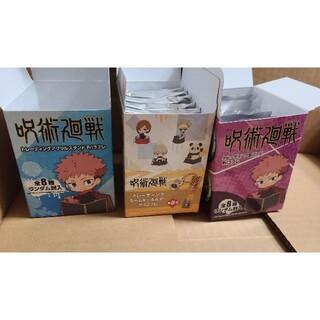 集英社 - 呪術廻戦 アクリルスタンド・缶バッジ・ルームキーホルダー 3種セット