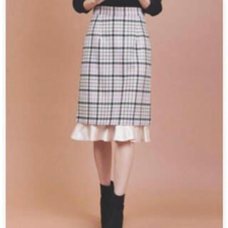 31 Sons de mode - 【美品】31 Sons de mode♡チェックフリルスカート
