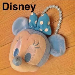 ディズニー(Disney)のDisney ◾︎ミニーぬいぐるみバッグ◾︎ディズニーランドポーチ(ぬいぐるみ/人形)