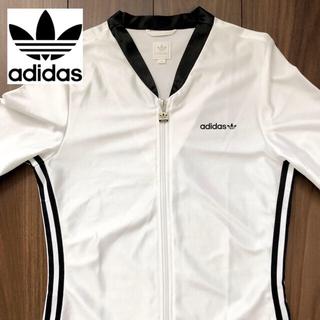 adidas - adidas アディダス パーカー 白
