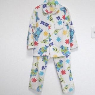 ディズニー(Disney)のもこもこフリース パジャマ 120cm(パジャマ)