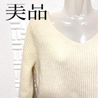 ANAYI - ★美品!アナイ ANAYI ニットセーター