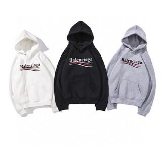 Balenciaga - [2枚14000円送料込み] BALENCIAGA パーカー  長袖 男女兼用2